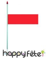 Mini drapeau sur hampe de 9.5 x 16 cm, image 47