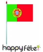 Mini drapeau sur hampe de 9.5 x 16 cm, image 48