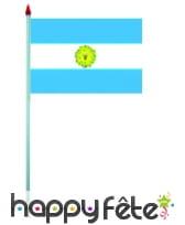 Mini drapeau sur hampe de 9.5 x 16 cm, image 5