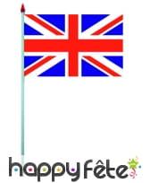 Mini drapeau sur hampe de 9.5 x 16 cm, image 51