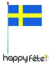 Mini drapeau sur hampe de 9.5 x 16 cm, image 55