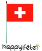 Mini drapeau sur hampe de 9.5 x 16 cm, image 56