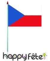 Mini drapeau sur hampe de 9.5 x 16 cm, image 57