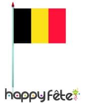 Mini drapeau sur hampe de 9.5 x 16 cm, image 8