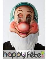 Masque de Timide pour adulte, version cagoule, image 1