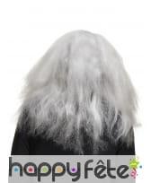 Masque de très vieux monsieur avec cheveux, image 1