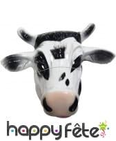 Masque de vache facial pour adulte
