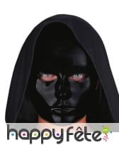Masque de visage chromé, image 3