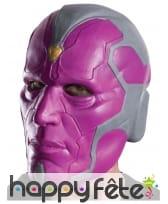 Masque de Vision pour adulte, modèle 3/4 Civil War