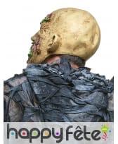 Masque de zombie mangé par des vers, image 1