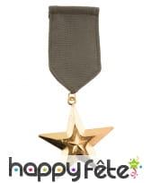 Médaille étoile militaire