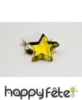 Mini étoiles miroirs de 1cm, image 4