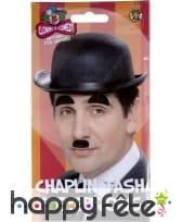 Moustaches et sourcils de charlie chaplin, image 1