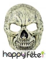 Masque facial de squelette, image 1
