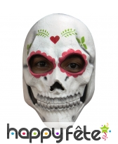Masque fête des morts intégral