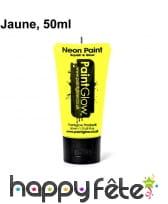 Maquillage fluo visage et corps UV 50ml, image 1
