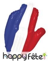 Main géante France de 50 cm