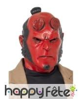 Masque hellboy
