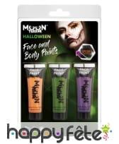 Maquillage Halloween pour visage et corps, 12ml, image 14