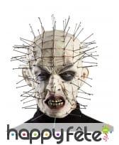 Masque Hellraiser pour adulte