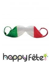 Moustache Italie adhésive, image 1