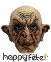 Masque intégral d'horrible sorcier