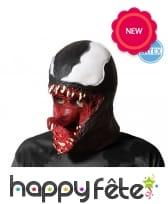 Masque intégral de symbiote pour adulte