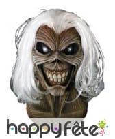 Masque intégral Killer Iron Maiden, modèle luxe
