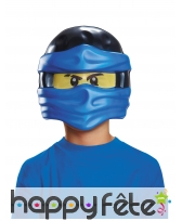 Masque Jay Ninjago pour enfant, LEGO, image 1
