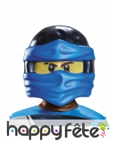 Masque Jay Ninjago pour enfant, LEGO