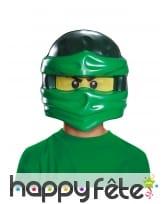 Masque Lloyd Ninjago pour enfant, LEGO, image 1