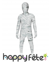 Morphsuits Momie taille enfant