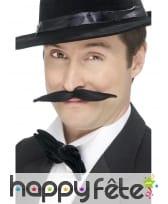 Moustache noires transformable, image 1
