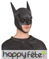 Masque officiel de Batman pour adulte