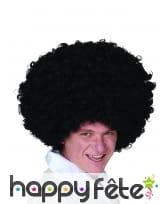 Maxi perruque afro noire 400g, image 1
