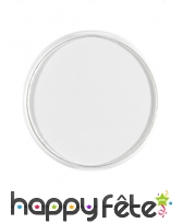 Maquillage pour visage corps blanc, image 2