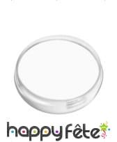 Maquillage pour visage corps blanc, image 1