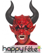 Masque seigneur diabolique