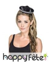 Mini sombrero pour femme