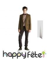 Matt smith taille réelle en carton, Doctor who