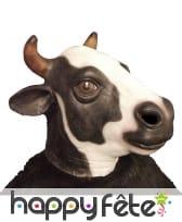 Masque tête de vache intégral