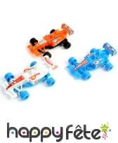 Mini voiture de Formule 1 rétro friction, 8,5cm