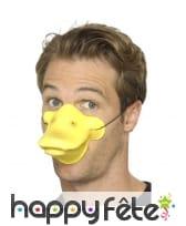Nez de canard en mousse