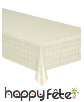 Nappe en papier damassé, rouleau de 1,2 x 6m, image 13