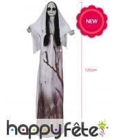 Nonne fantôme à suspendre de 120cm, image 1