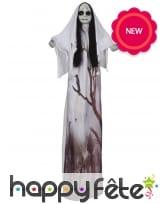 Nonne fantôme à suspendre de 120cm