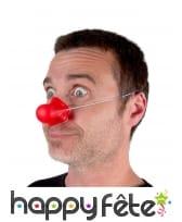 Nez rouge du clown Bozo, image 1