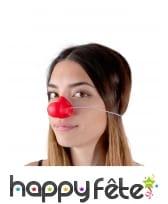 Nez rouge du clown Bozo