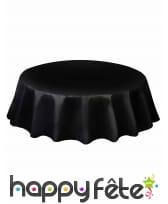 Nappe ronde en plastique de 213 cm, image 4