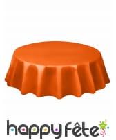 Nappe ronde en plastique de 213 cm, image 15